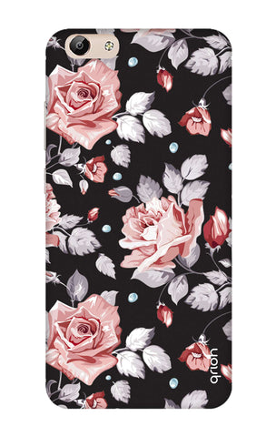 Shabby Chic Floral Vivo Y69 Cases & Covers Online