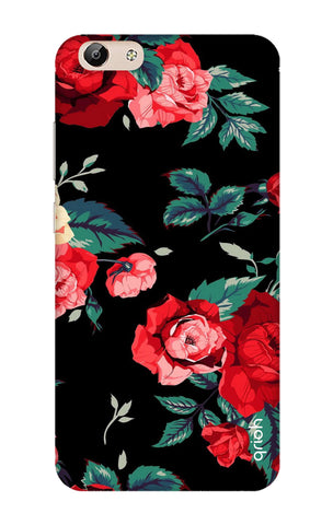 Wild Flowers Vivo Y69 Cases & Covers Online