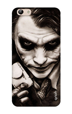 Why So Serious Vivo Y69 Cases & Covers Online