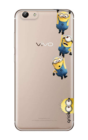 Falling Minions Vivo Y69 Cases & Covers Online
