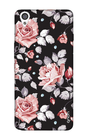 Shabby Chic Floral OnePlus X Cases & Covers Online