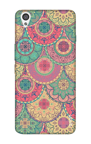 Colorful Mandala OnePlus X Cases & Covers Online