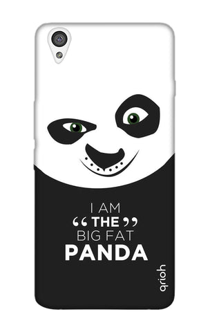 Big Fat Panda OnePlus X Cases & Covers Online