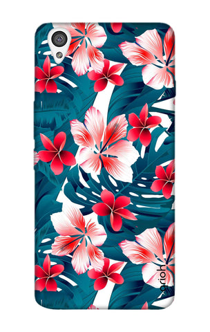 Floral Jungle OnePlus X Cases & Covers Online