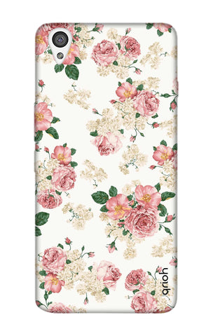 Floral Pattern OnePlus X Cases & Covers Online