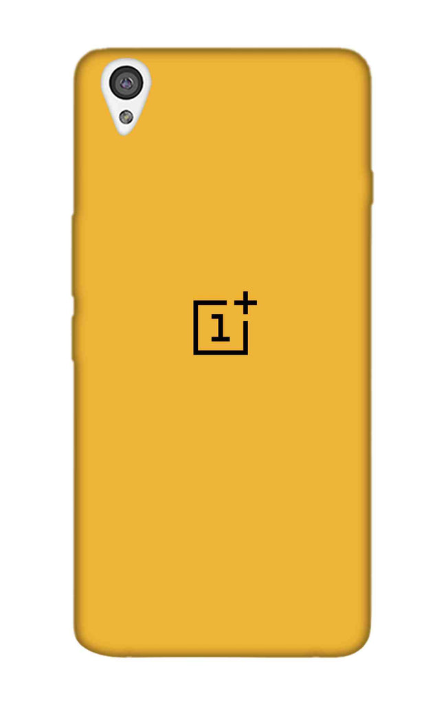 free shipping 967dd 83228 Yellow Case for OnePlus X