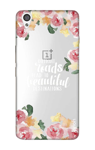 Beautiful Destinations OnePlus X Cases & Covers Online