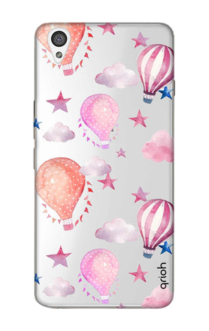 Flying Balloons OnePlus X Cases & Covers Online