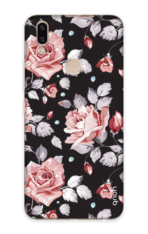 Shabby Chic Floral Vivo V9 Cases & Covers Online