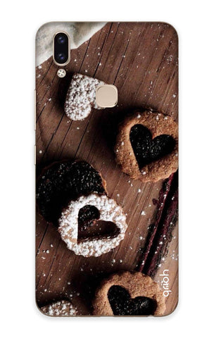 Heart Cookies Vivo V9 Cases & Covers Online