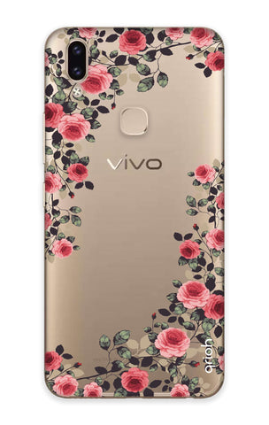 Floral French Vivo V9  Cases & Covers Online