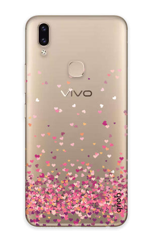 Cluster Of Hearts Vivo V9  Cases & Covers Online
