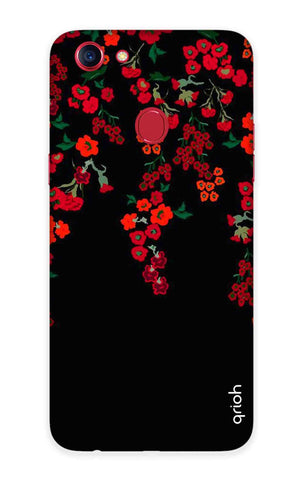 Floral Deco Oppo F7  Cases & Covers Online