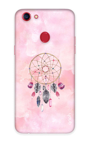 Pink Dreamcatcher Oppo F7 Cases & Covers Online
