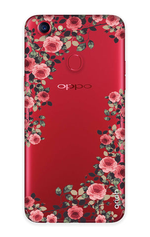 Floral French Oppo F7  Cases & Covers Online