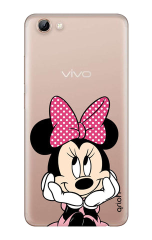 Minnie In Deep Thinking Vivo Y71  Cases & Covers Online
