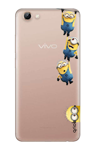 Falling Minions Vivo Y71  Cases & Covers Online