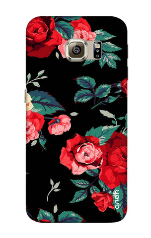 Wild Flowers Samsung S6 Edge Cases & Covers Online