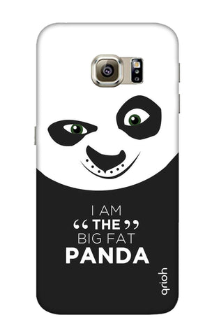 Big Fat Panda Samsung S6 Edge Cases & Covers Online