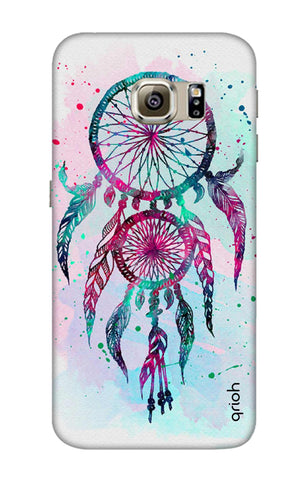 Dreamcatcher Feather Samsung S6 Edge Cases & Covers Online