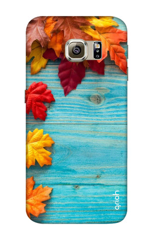 Fall Into Autumn Samsung S6 Edge Cases & Covers Online