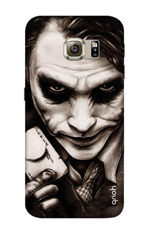 Why So Serious Samsung S6 Edge Cases & Covers Online