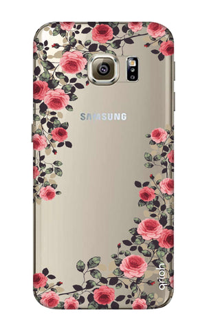 Floral French Samsung S6 Edge Cases & Covers Online