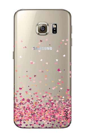 Cluster Of Hearts Samsung S6 Edge Cases & Covers Online