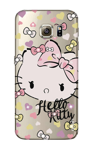 Bling Kitty Samsung S6 Edge Cases & Covers Online