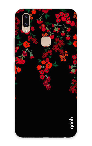 Floral Deco Vivo V9 Youth Cases & Covers Online
