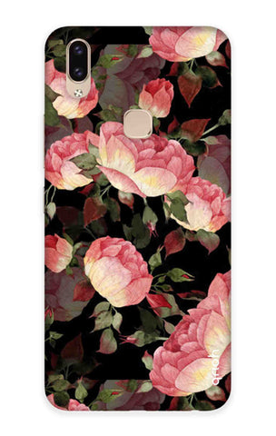 Watercolor Roses Vivo V9 Youth Cases & Covers Online