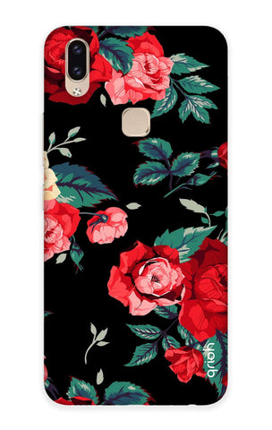 Wild Flowers Vivo V9 Youth Cases & Covers Online