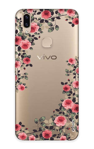 Floral French Vivo V9 Youth  Cases & Covers Online
