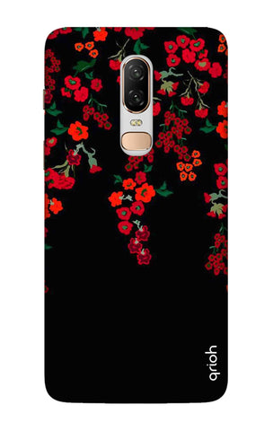 Floral Deco OnePlus 6 Cases & Covers Online