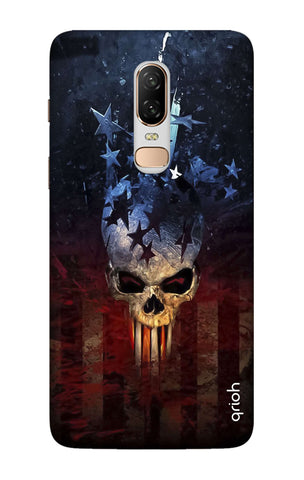 Star Skull OnePlus 6 Cases & Covers Online