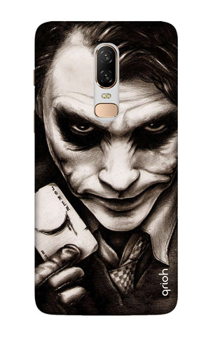 Why So Serious OnePlus 6 Cases & Covers Online