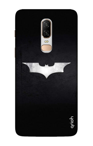 Grunge Dark Knight OnePlus 6 Cases & Covers Online