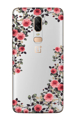 Floral French OnePlus 6  Cases & Covers Online