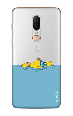 Simpson Chill OnePlus 6  Cases & Covers Online