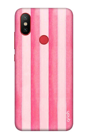 Painted Stripe Xiaomi Mi 6X Cases & Covers Online