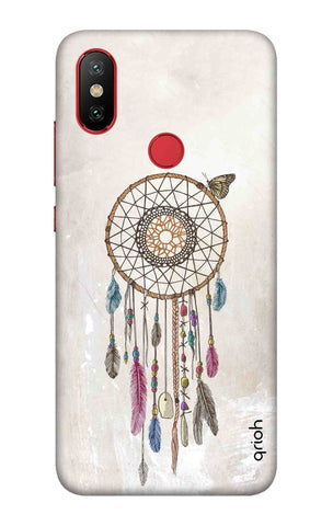 Butterfly Dream Catcher Xiaomi Mi 6X Cases & Covers Online