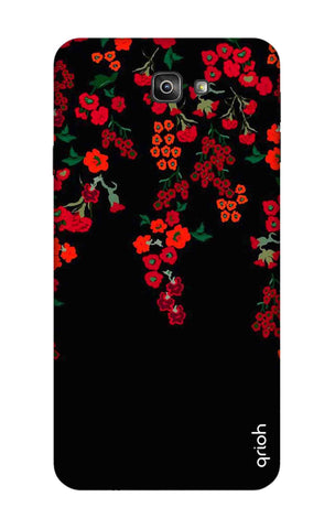 Floral Deco Samsung J7 Prime 2 Cases & Covers Online