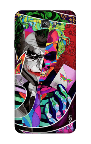Color Pop Joker Samsung J7 Prime 2 Cases & Covers Online