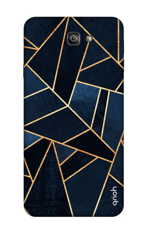 Abstract Navy Samsung J7 Prime 2 Cases & Covers Online