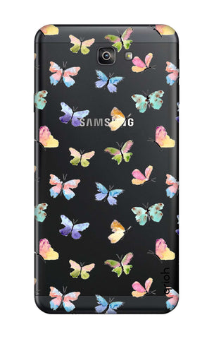 Painted Butterflies Samsung J7 Prime 2  Cases & Covers Online