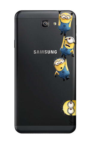 Falling Minions Samsung J7 Prime 2  Cases & Covers Online