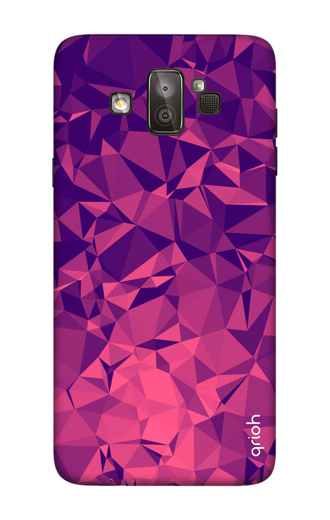 best sneakers eb5bf cafe6 Purple Diamond Case for Samsung J7 Duo