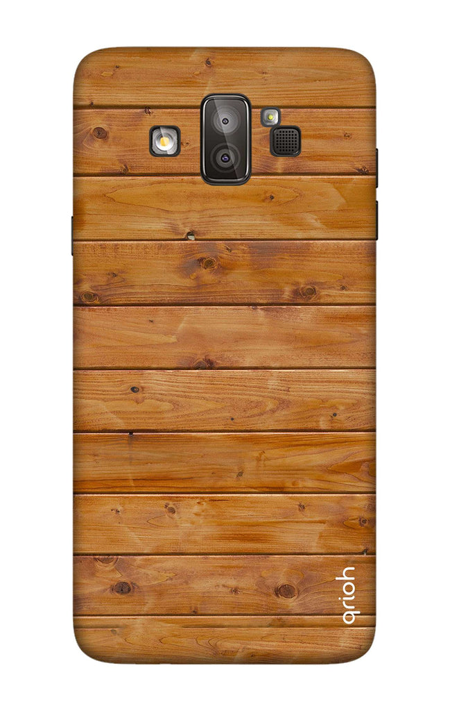 pretty nice df15c 90511 Natural Wood Case for Samsung J7 Duo