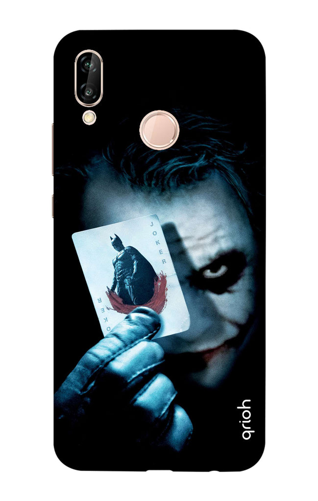 outlet store 790b3 15a6c Joker Hunt Case for Huawei P20 Lite