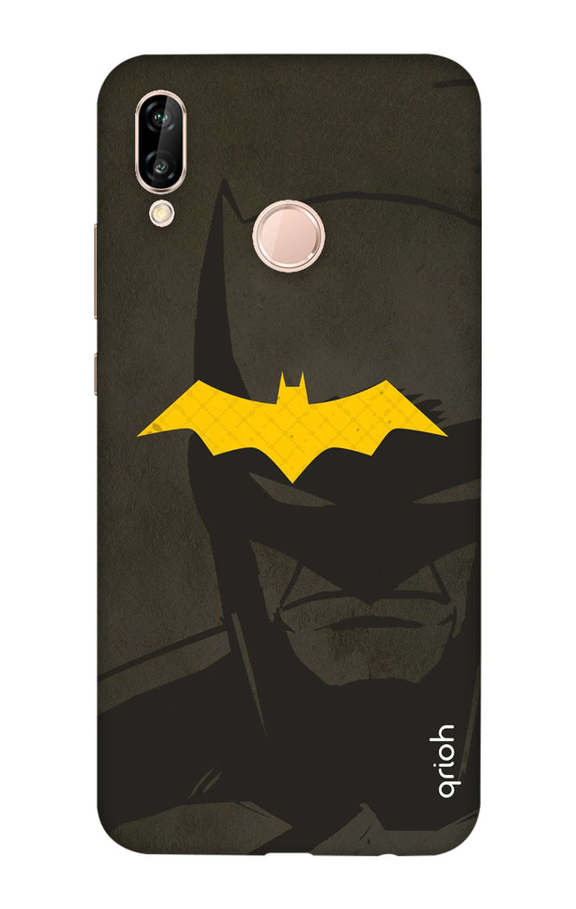the latest 6986f f51d1 Batman Mystery Case for Huawei P20 Lite